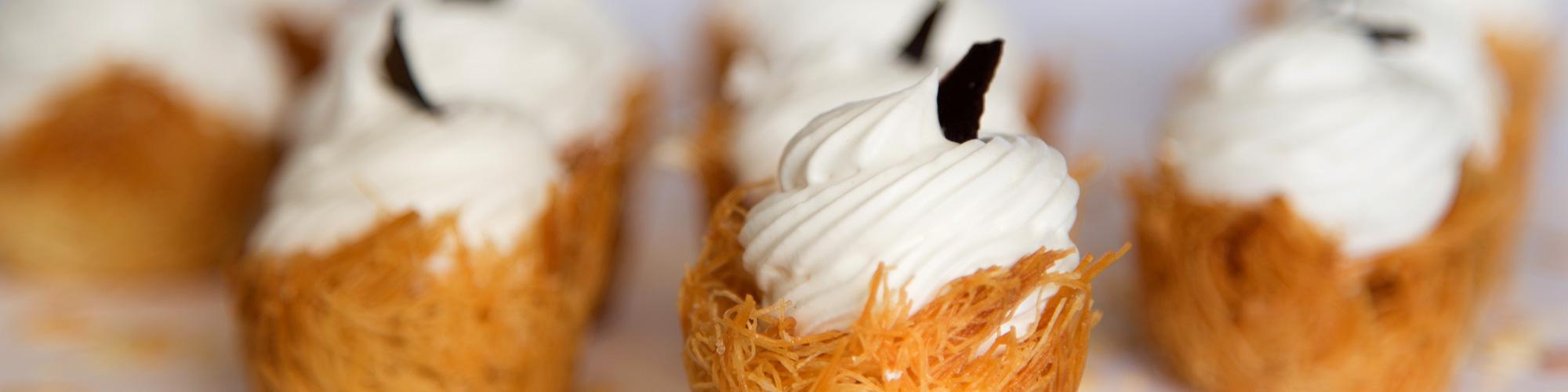 עוגיות אישיות עם קצפת